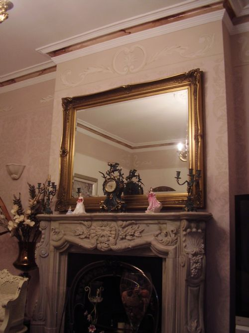 Mark moore speciality painter and decorator decorative for Home decor northern ireland